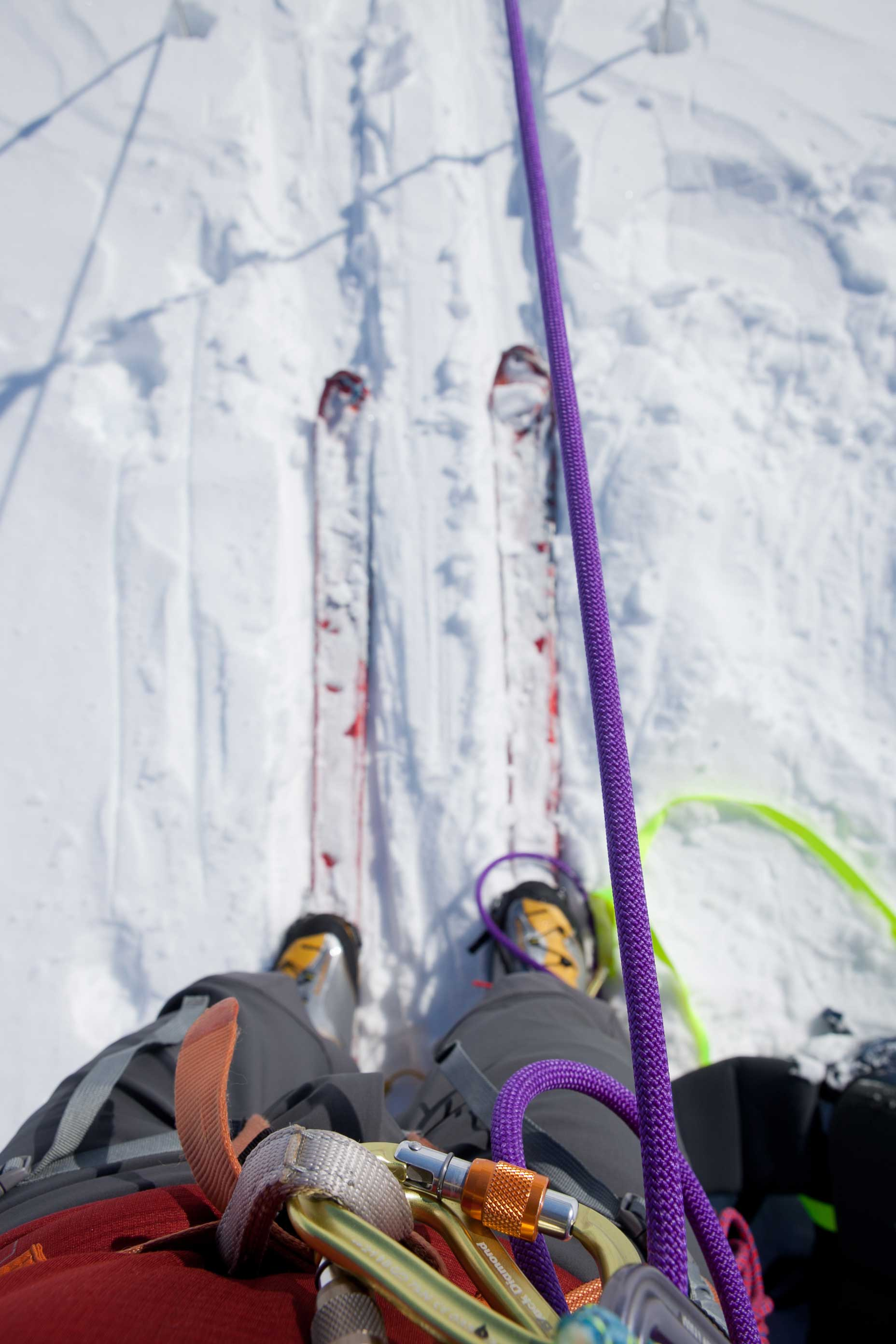 12-day mountaineering course – Alaska Mountaineering School